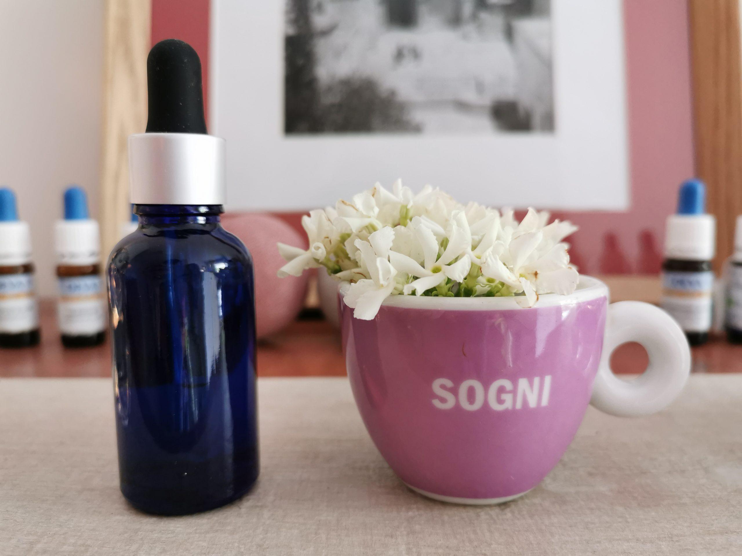 Elixir floral de jasmin