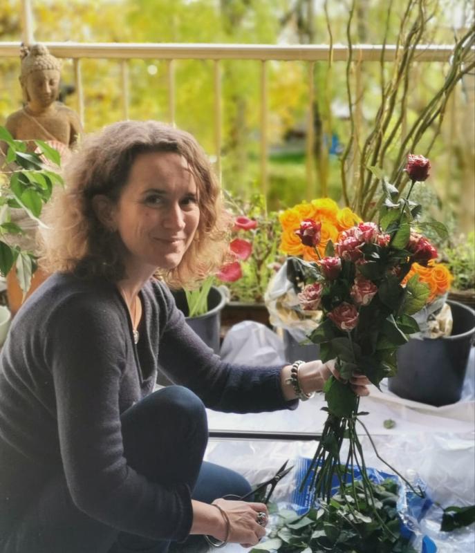 Nathalie Bruggheman, Sophrologue à Antony - cabinet Floreven